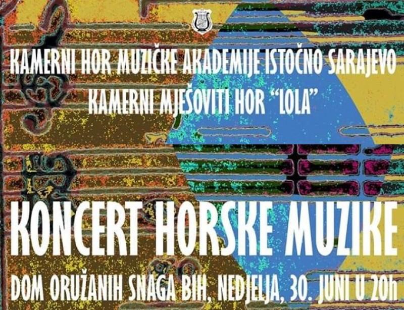 Koncert horske muzike
