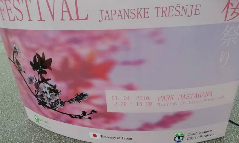 FESTIVAL JAPANSKE TREŠNJE 2019