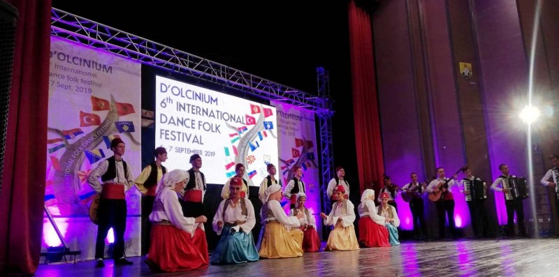 "6. ""Dolcinium internationali festival"" Montenegro."