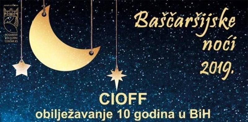 CIOFF 10th ANNIVERSARY CONCERT