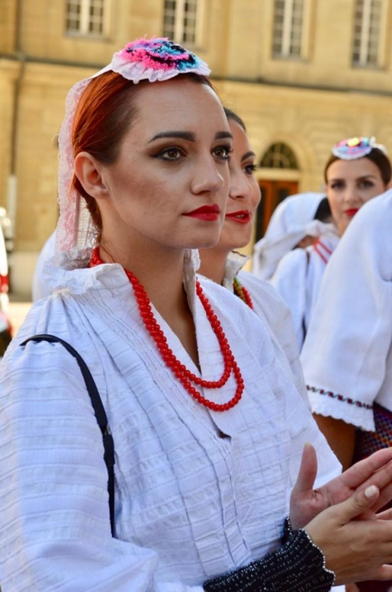 Rencontres de Folklore Internationales Fribourg 2019