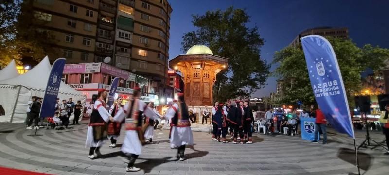 Dani kulture Sarajeva u Bursi