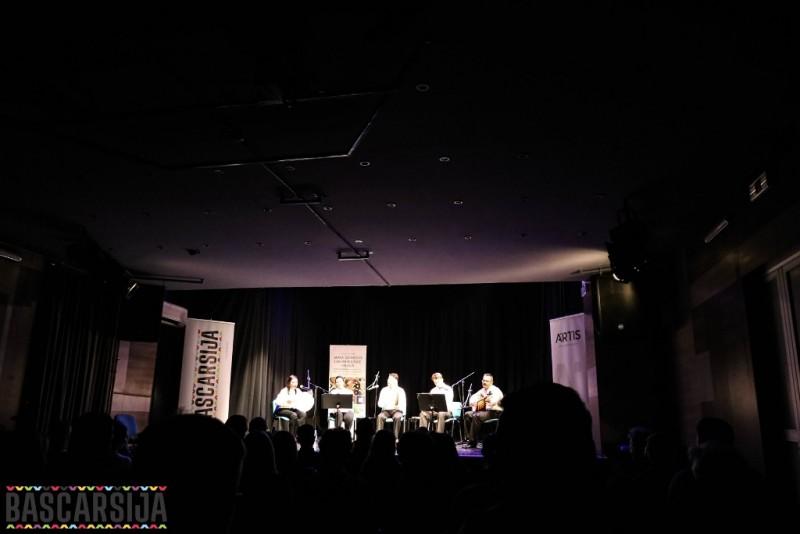 Turkish music group 'GÖNÜLDEN'