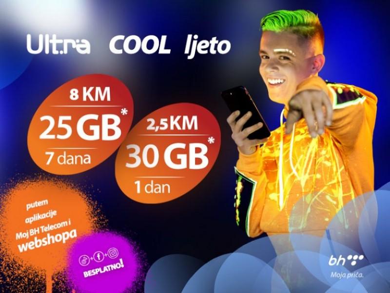 Nova akcija: Ultra COOL ljeto!